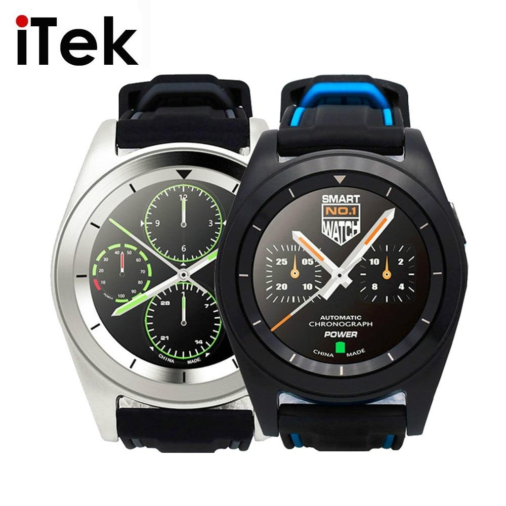 3876af091 Original tk43 moda sport bluetooth4.0 Smart Watch mujer hombre Correr  smartwatch con ritmo cardíaco Monitores para Android IOS teléfono en  Relojes ...