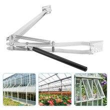 Солнечная Термочувствительная автоматическая открывалка для теплицы, автоматический вентиляционный комплект для всех теплиц, садовые инструменты