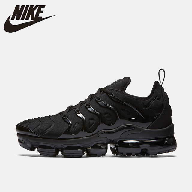 8ff18a0e2aea Aliexpress.com   Buy Original New Arrival Authentic NIKE AIR VAPORMAX PLUS Mens  Running Shoes Sneakers 924453 Outdoor Walking jogging from Reliable Running  ...