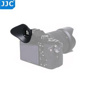 Image 5 - JJC EyeCup mercek SONY A7R IV A7R III A7 III A7 II A7S II A7R II A7R A7S A7 a58 A99 II A9 II kamera değiştirir Sony FDA EP16