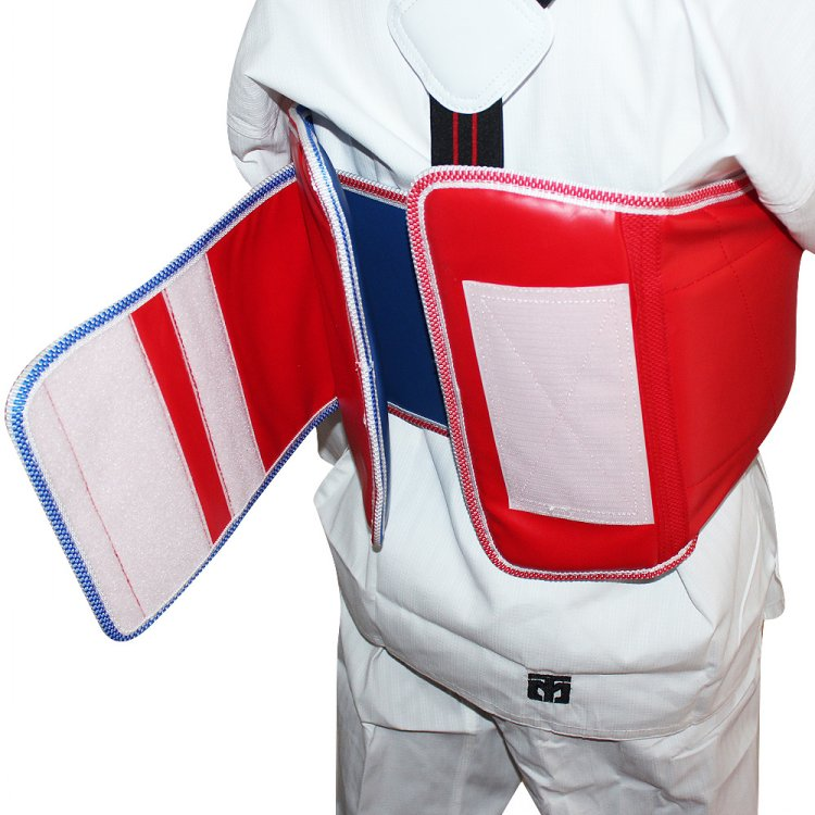 Taekwondo Protection Corsetry Adult kids thick Taekwondo Clothing Thickening taekwondo Taekwondo Protector Chest Protector 2018 new taekwondo chest protector target boxing protector wushu sanda training exercise chest thai protector free shipping