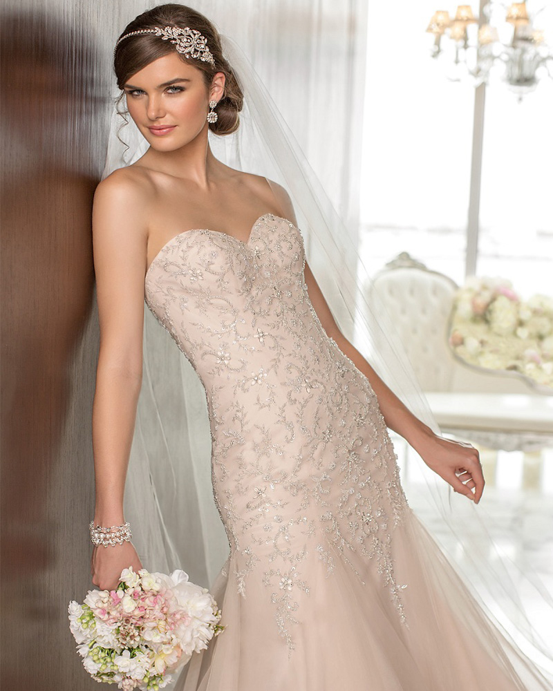 Online Buy Wholesale wedding dresses sparkle from China wedding ...