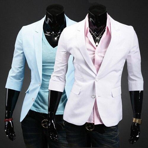 Veste manche courte pour homme