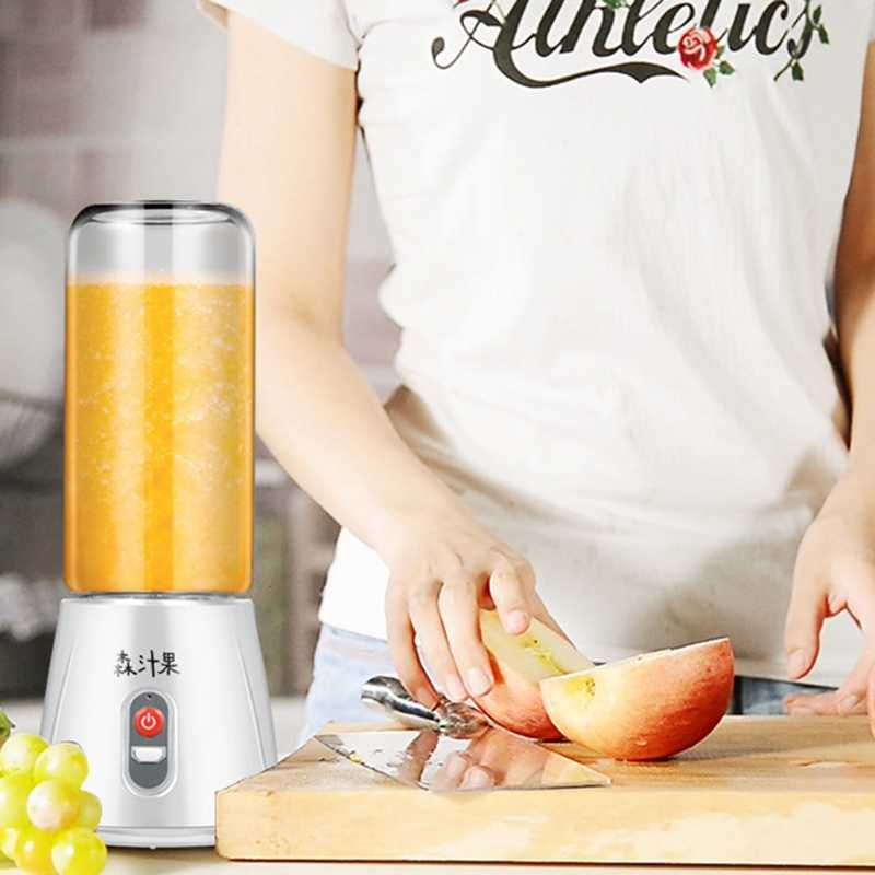 Venda quente Portátil Usb Milkshake de Extratores Juicer Frutas Espremedor Elétrico Liquidificador Mini Misturadores de Alimentos Multifuncional Garrafa de Esportes