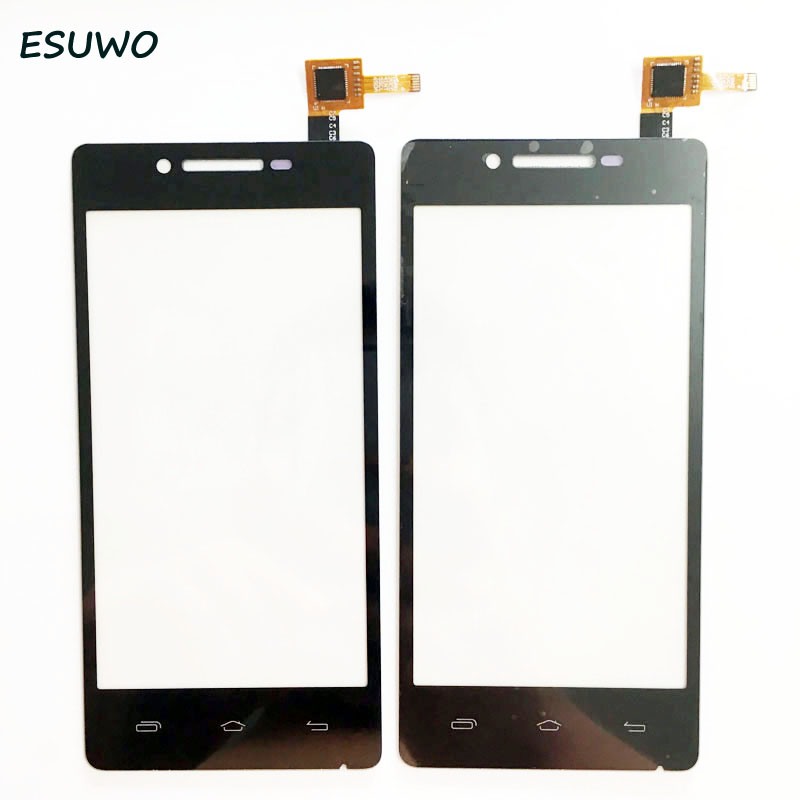 ESUWO 4.5inch Touch Screen For Prestigio Multiphone PAP 5450 DUO PAP5450 Smartphone Front Glass Touch Panel Replacement