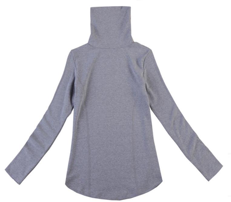 Herbst Winter 6 Farbe Frauen schlank Pullover plus Größe lange - Damenbekleidung - Foto 4