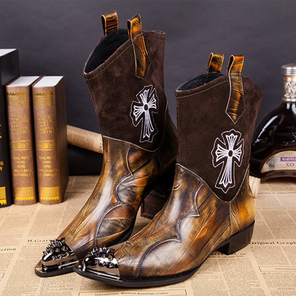 Online Get Cheap Stylish Cowboy Boots -Aliexpress.com | Alibaba Group