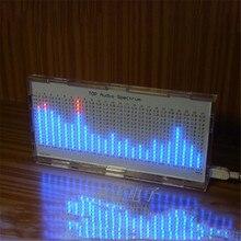 AS1424 professionnel musique affichage du spectre LED indicateur de niveau production électronique DIY kit MIC microphone sens