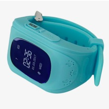 LESHP Smart Kinder Kid Armbanduhr Q50 GSM GPS GPRS Locator Tracker Anti-verlorene Smartwatch für iOS Android pk mi band 2