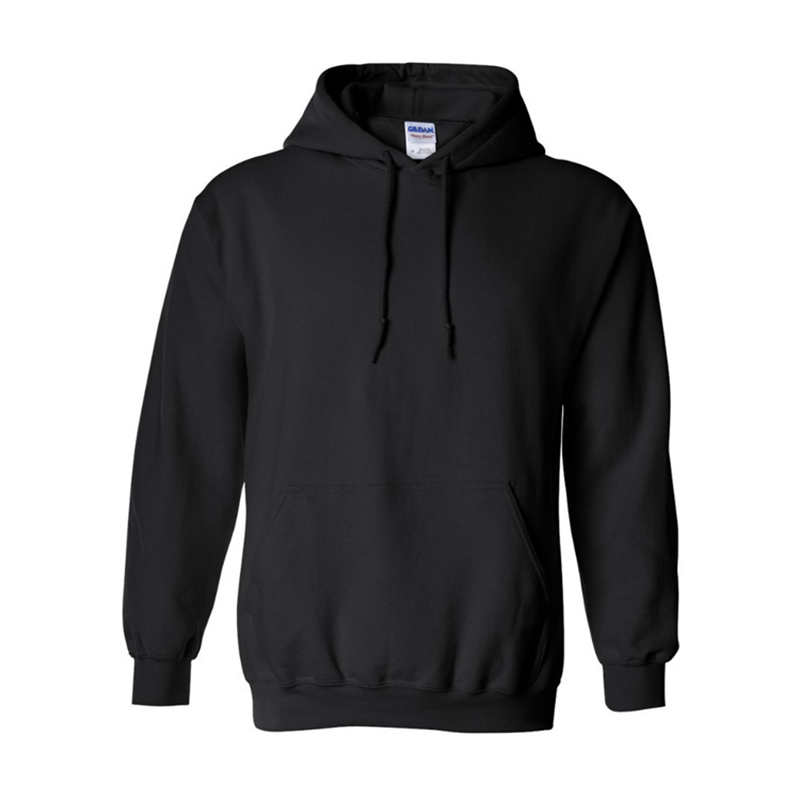 US Plus Size Hoodies for Men Custom Logo Moletom Feminino Hooded Tops Jumper Couple Clothes <font><b>Bts</b></font> <font><b>Unisex</b></font> Hoodie Sweatshirt 2018 image