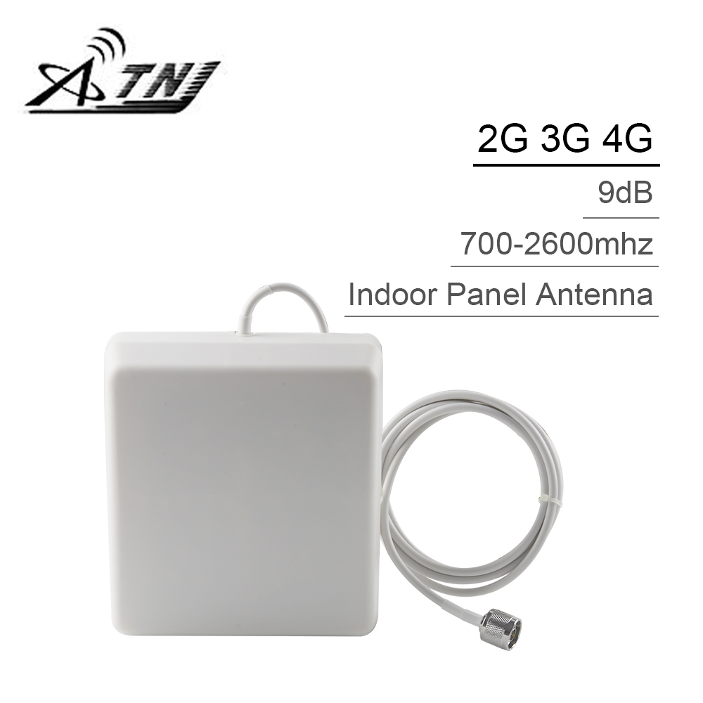 700mhz-2700hz GSM 2G 3G 4G LTE Mobile Phone Antenna N Type Connector Indoor Panel Internal Cellphone Antenna For Signal Booster