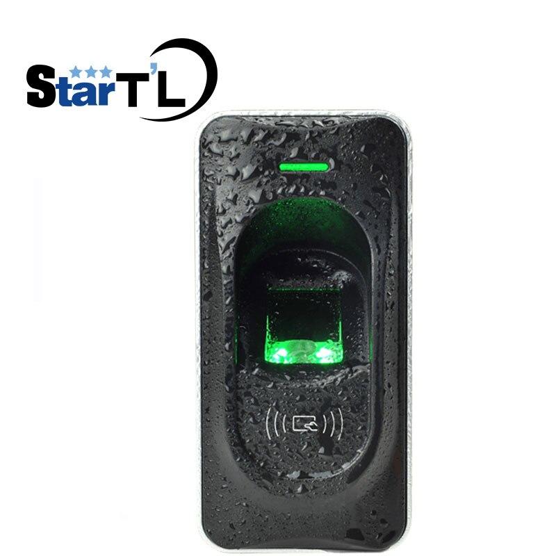 FR1200 доступа отпечатков пальцев Управление Reader Сенсор сканер отпечатков пальцев RF485 Порты и разъёмы может inbio160 inbio260 Inbio 460 F18