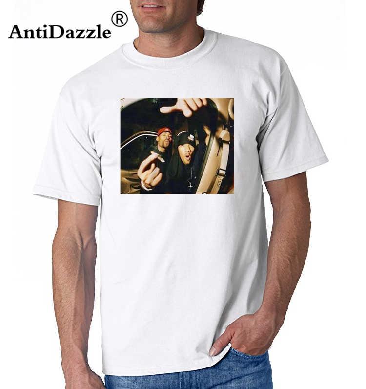 Tシャツウータンクランクラシックワットロゴラップハードコア呉唐大人事前綿半袖 T シャツ十代の特大 Tシャツ