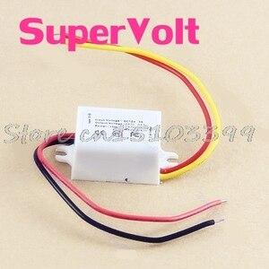 Водонепроницаемый конвертер постоянного тока, новый стиль, 12 В, понижающий до 6 В, 3 А, 15 Вт, блок питания, G08, оптовая продажа и Прямая поставка