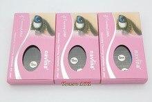 3 caixa/lote 0.10C Profissional Onda (8/10/12 MM) Natural Cílios Postiços Falsos Eye Lashes Extensão Maquiagem Tool Macio para a Beleza Dos Olhos
