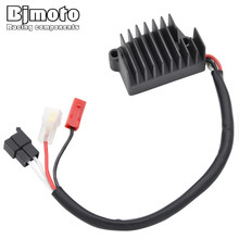 Bjmoto Voltage Motorcycle 12V Regulator Rectifier For Yamaha VMX 1200 VMX1200 V-MAX 1996-2007 motocross motorbike
