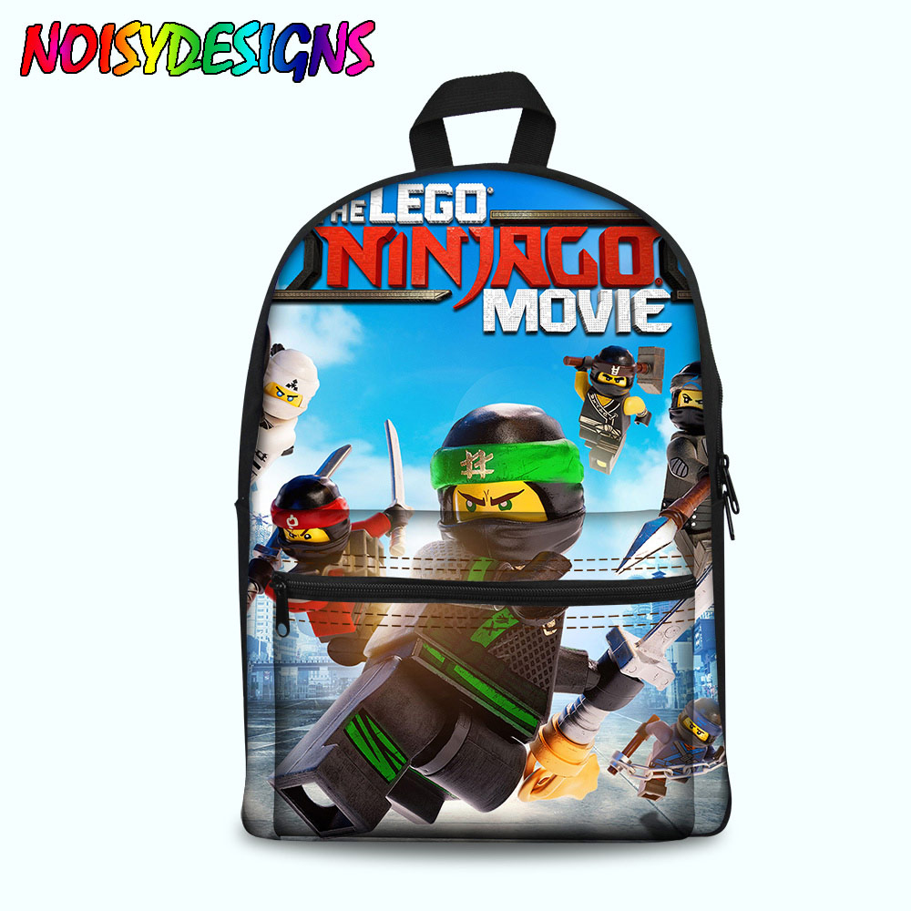 Kids & Baby's Bags Backpack Women Ninjago Rush Game Printing Pu Female Backpacks Casual Cartoon Daypack For Teenager Girls Bolsa Mochila New