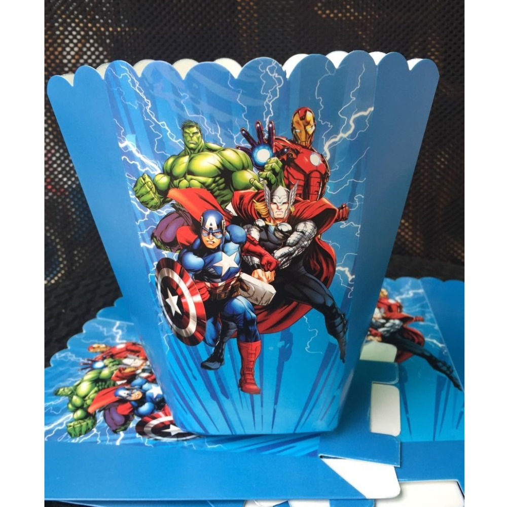 Avengers Party Decorations Online Buy Wholesale Avengers Party Decorations From China