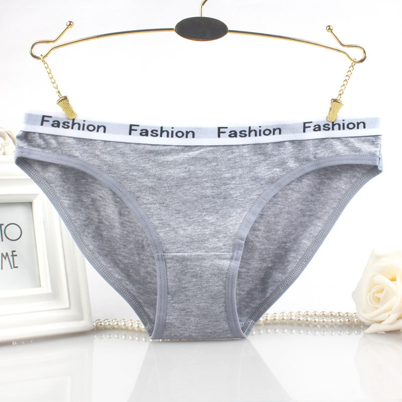 Seedrulia Sexy Underwear Women Soft Cotton   Panties   Women Thong 95% cotton Intimate Ladies Briefs plus size