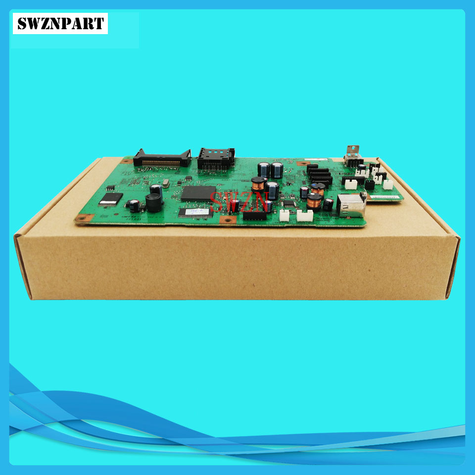 Formatter Board For Epson TX650 EP-702A logic Main Board MainBoard mother board formatter pca assy formatter board logic main board mainboard mother board for hp m775 m775dn m775f m775z m775z ce396 60001