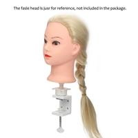 Профессиональный Парикмахерские штатив Стенд регулируемый манекен держатель парики стенд для манекен головы волосы средство обучения