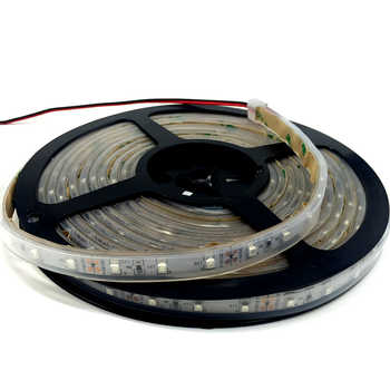 Ir InfraRed 850nm 940nm Fita led strip light DC 12V SMD3528 60leds/m IR LED Tape with Yellow Black White Background