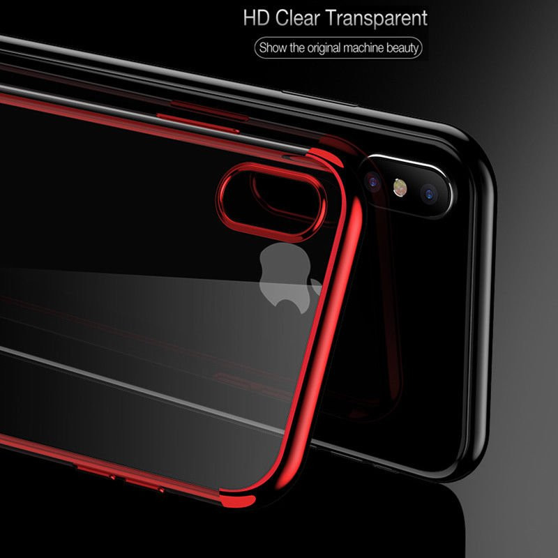 TPU Case For iPhone XS Max (28)