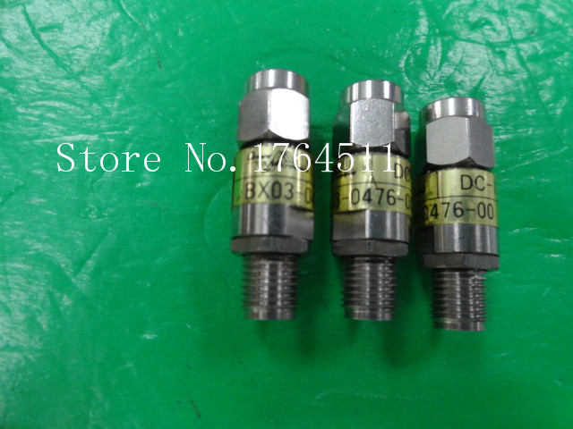 [BELLA] M/A-COM BX03-0476-00 DC-18GHz 3dB 2W RF Coaxial Fixed Attenuator SMA  --3PCS/LOT