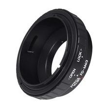 Adaptador de lente fotga anel para canon fd lente para olympus panasonic micro 4/3 adaptador EP 1 EP 2 gf1 g1 gh1