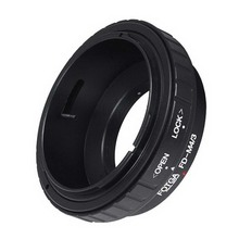 FOTGA Lens Adapter Ring for Canon FD lens to Olympus Panasonic Micro 4/3 Adapter EP 1 EP 2 GF1 G1 GH1