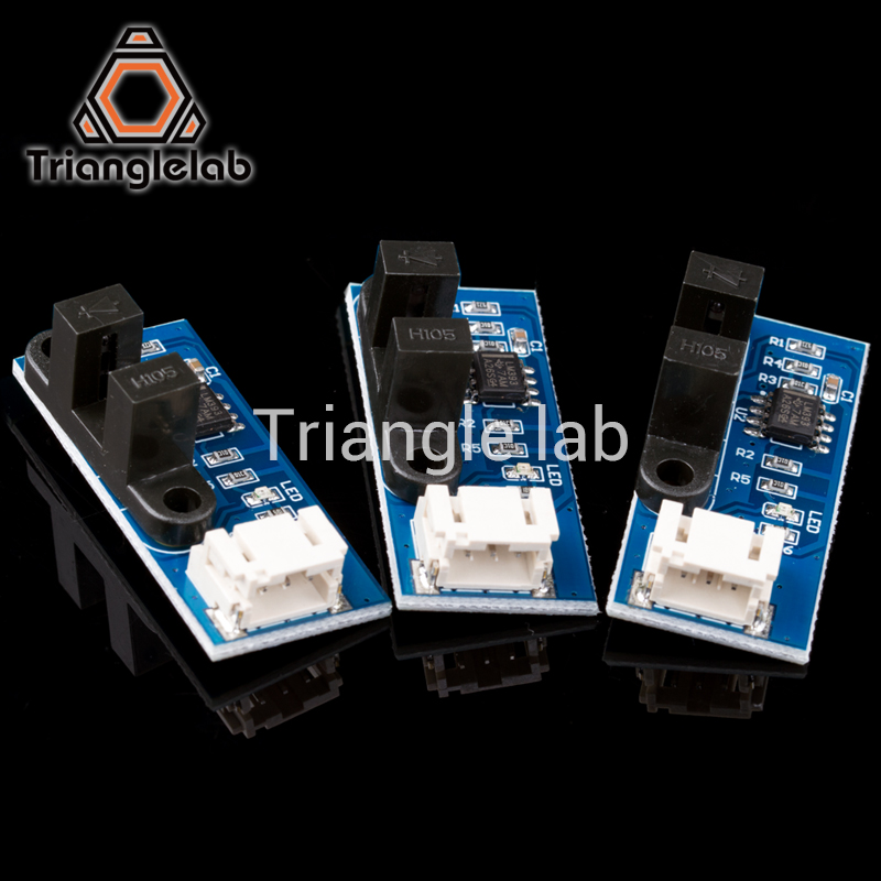 trianglelab TL-Limit Switch Optical Endstop Light Control Limit Switch with cable for RAMPS 3D Printer Accessories TL-Smoother 6pcs ramps 1 4 optical endstop limit light control switch 3d printer new h02