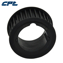 CPT  HTD 8M Timing Pulley, steel material, 8mm pitch, 26 Teeth, for 30 mm wide belts, match 1108 taper bush, 26-8M-30-1108(T/L)