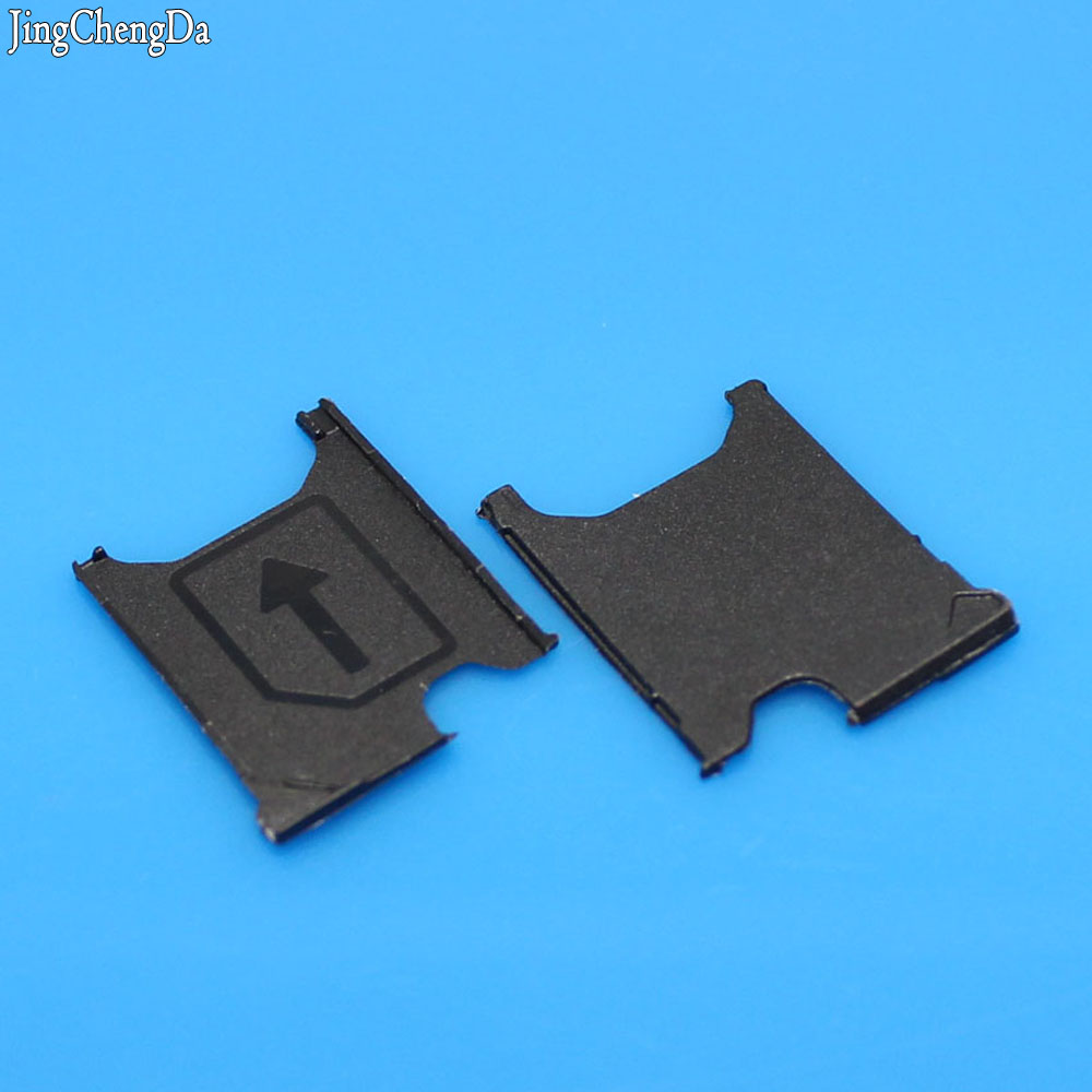 Jing Cheng Da 100% New SIM card Tray Holder Slot Socket Repair Replacement for SONY D5303 Xperia T2 Ultra xm50h T high quality