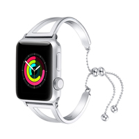 316L stainless steel watch strap for Apple watch band 42mm/38mm bracelet metal wrist belt watchband for iwatch series 3/2/1 1