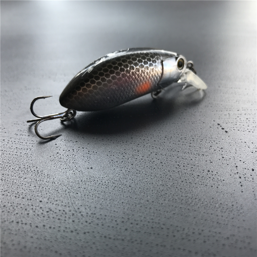 1pc deep price stock out fishing lure baits , crankbaits lure bait, hard lure fishing wobbler isca pesca minnow floating sinking