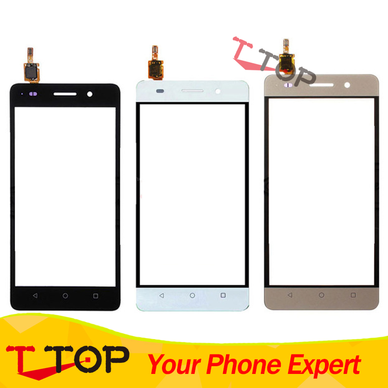 5 0 4C Touchscreen For Huawei Honor 4C G Play Mini Touch Screen Digitizer Front Glass