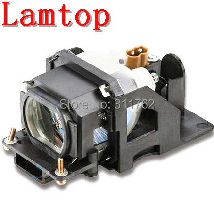 compatible  projector lamps  with housing ET-LAB50 fit for projector PT-LB50/LB50NT/LB50SE/LB50SU/LB50U/LB51 et lab50 for panasonic pt lb50 pt lb50su pt lb50u pt lb50e pt lb50nte pt lb51 pt lb51e pt lb51u projector lamp bulb with housing