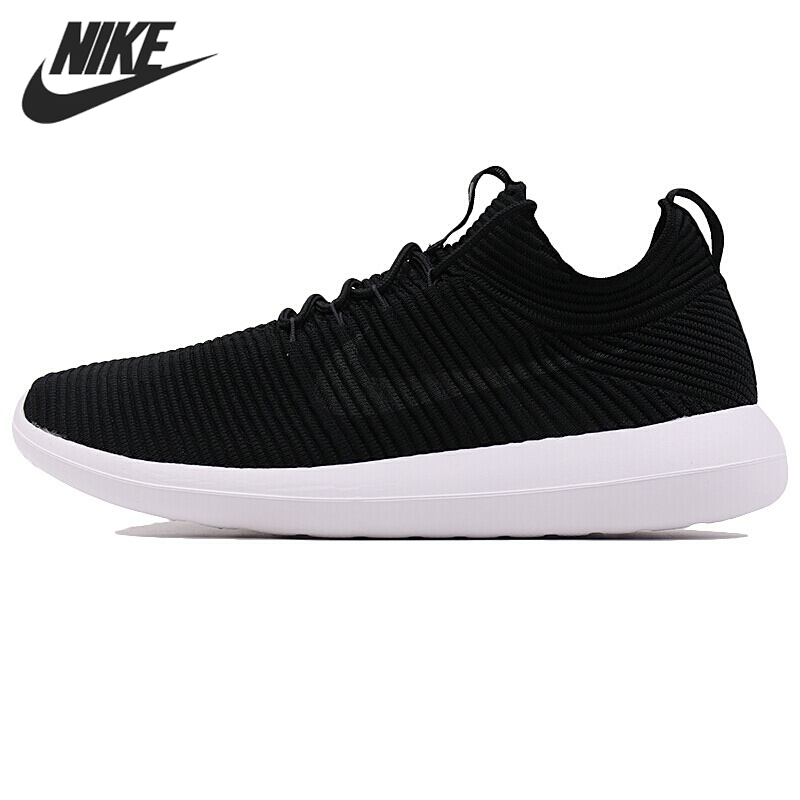 Original New Arrival 2017 NIKE ROSHE TWO FLYKNIT V2 Men's Running Shoes Sneakers nike wmns roshe one flyknit