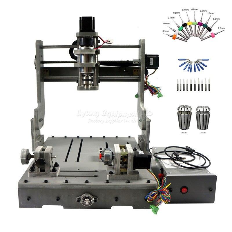 Mini CNC router Oyma makinesi DIY CNC 3040 kesme freze ER11Mini CNC router Oyma makinesi DIY CNC 3040 kesme freze ER11