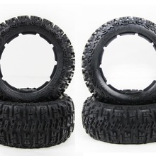 Стиль внедорожных шин сильное сцепление и сильная износостойкость для HPI ROVAN KM baja 5B