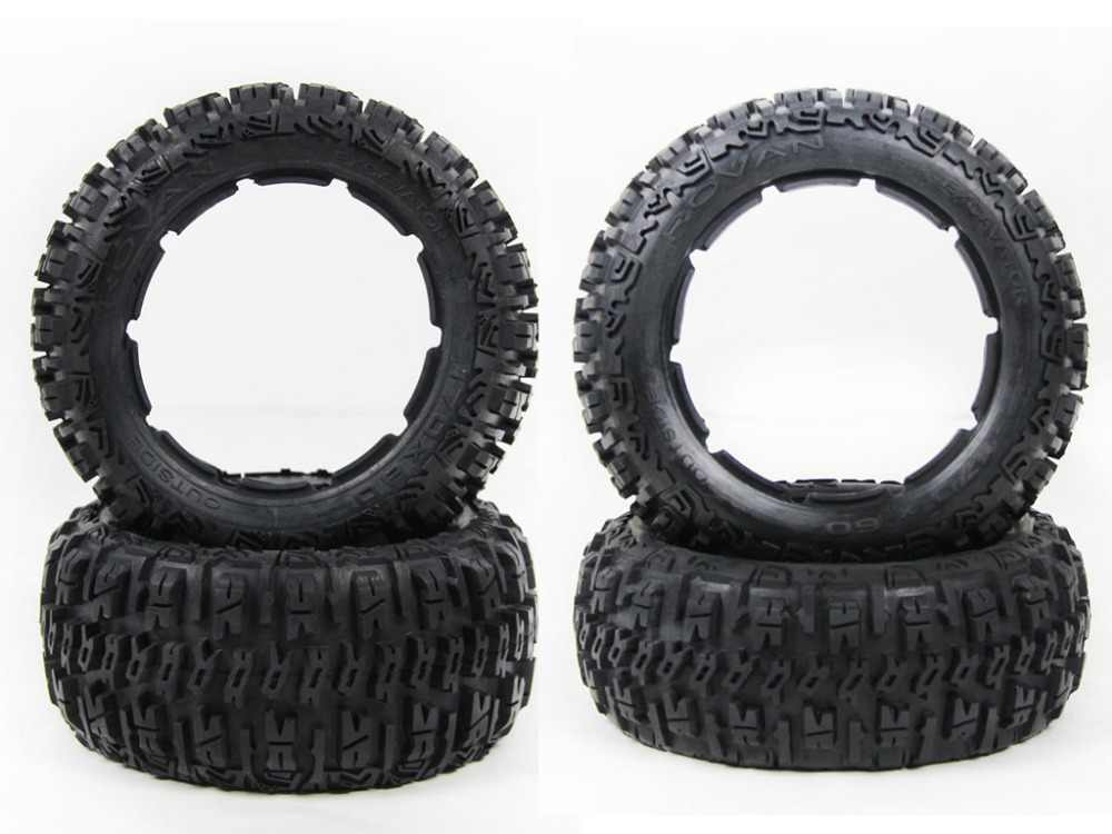 new stytle off-road tires Strong grip and strong wear resistance for HPI ROVAN KM baja 5B