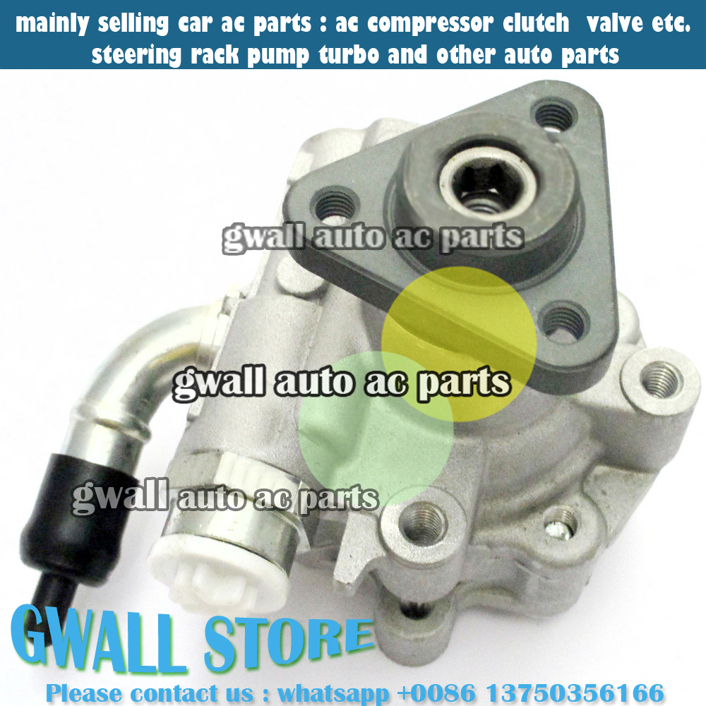 Power Steering Pump For Car VW Multivan MPV 3.2 V6 Touareg SUV 3.2 V6 4.2 V8 7L8422154D 7L8 422 154 D 7L8-422-154-D 7L8 422 154 датчик delphi 2808 6011 mpv suv
