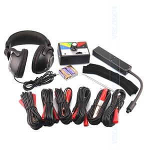 Image 5 - Automobil Elektronik Stethoskop Sechs Kanäle Stethoskop Automobil Motor Chassis Übertragung Fall Sound Instrument