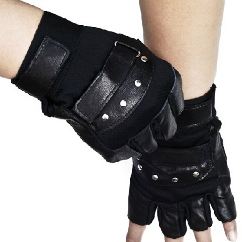 Pro Mens Outdoor Soft Leather Gloves Driving Motorcycle ...