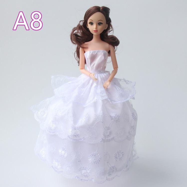 Bonecas 12 corpo joint moveable princesa Gênero : Meninas