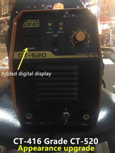 High quality triple effect Inverter DC welder welding machine Only Machine 3 In 1 CT520 TIG MMA Plasma Cutting Cutter