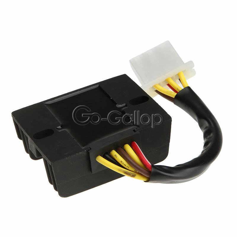 Voltage Regulator Rectifier For Kawasaki EL250 EL252 EN500 EN400 KLE400 EX250 EX400 EX250 EX500 EN400 ZR400 ZX500 ER500