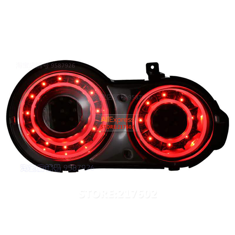 Nissan GTR LED TL- (3)