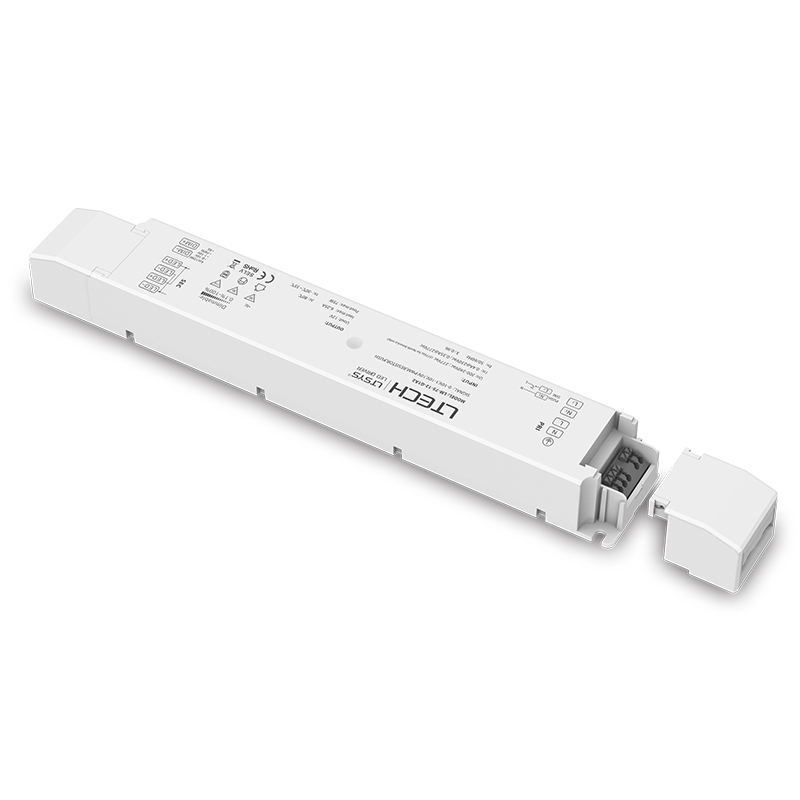 New LM 100 24 G1A2 0 10V 1 10V dimming driver;AC200 240V input;100W 24V DC 4.17A output Constant Voltage Led Power Driver|Dimmers| |  - title=