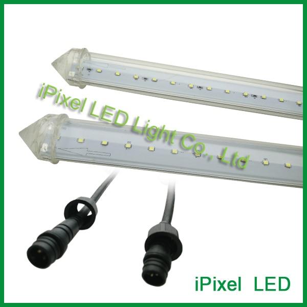 tube light led meteor shower tube led room decoration light
